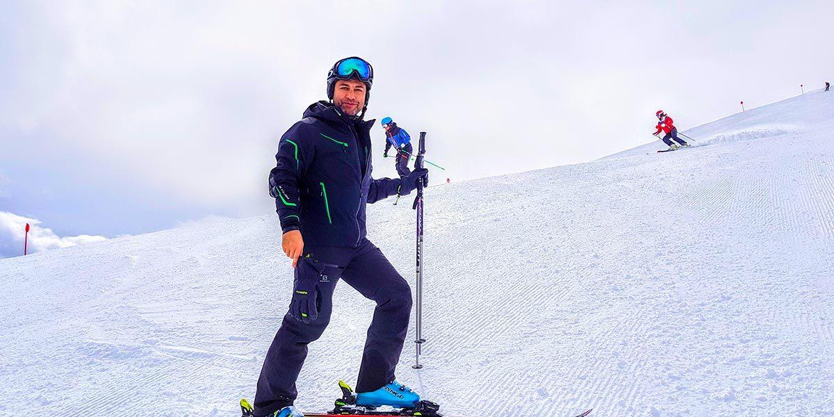Spring Ski Weekend 2018, Hotel Maiensee, St Christoph, Austria, 009