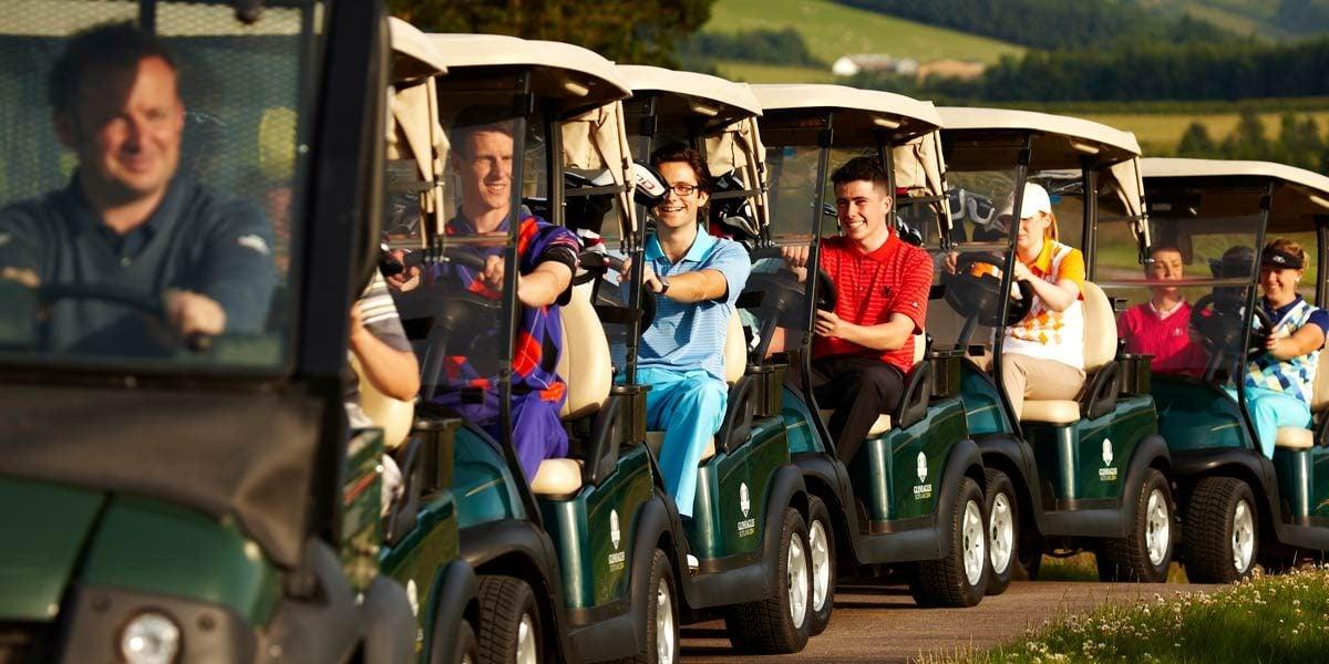Corporate Golf Days, Team Building Golf Day, Gleneagles, Auchterarder, Prestigious Venues
