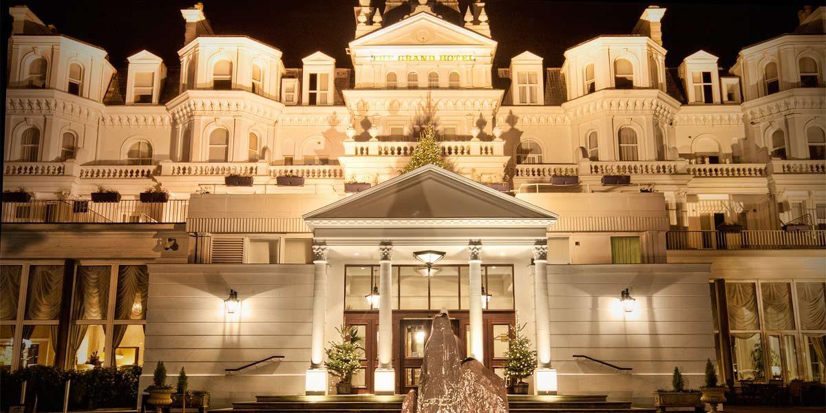 The Grand Hotel Eastbourne, UK, Christmas Venue 2