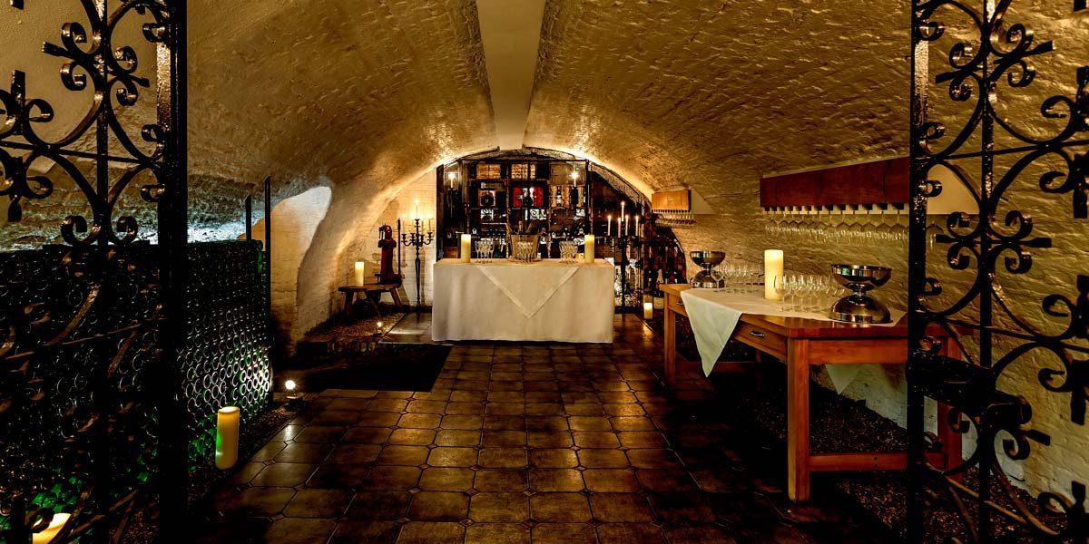 The Stafford Wine Cellars, The Stafford London, Prestigious Venues
