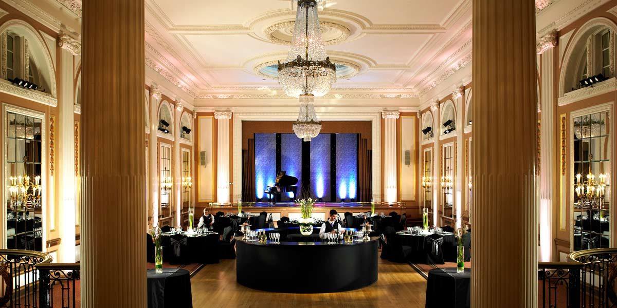 The Stathearn Restaurant, Gleneagles, Auchterarder, Prestigious Venues