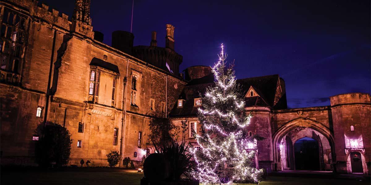 Thornbury Castle, UK, Christmas Venue