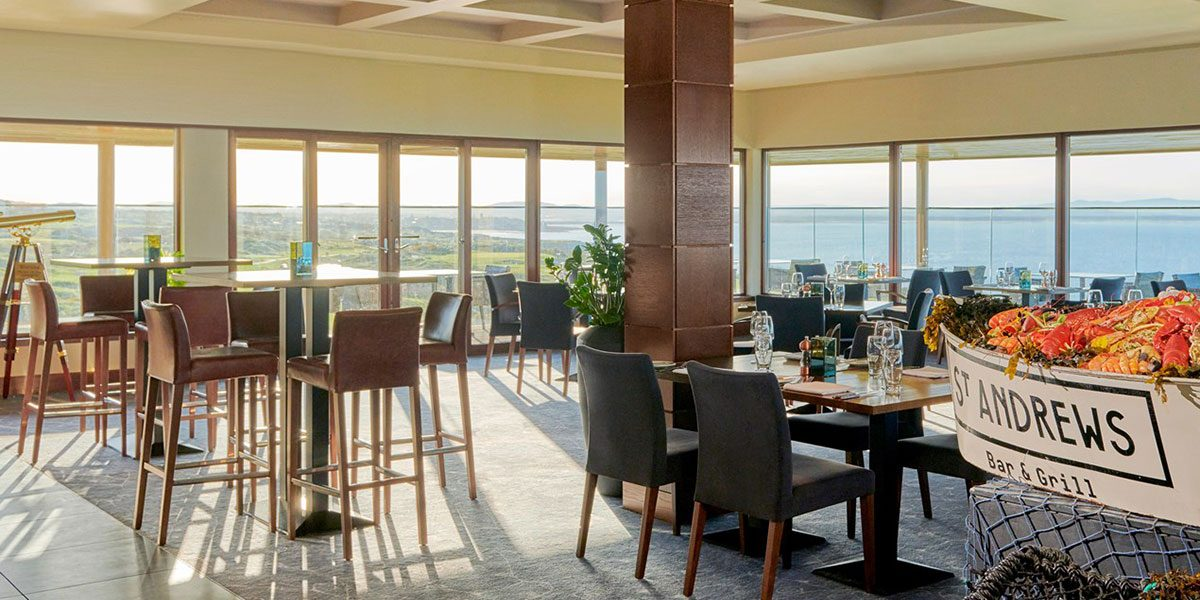 Venue with a View, Fairmont St Andrews, Prestigious Venues