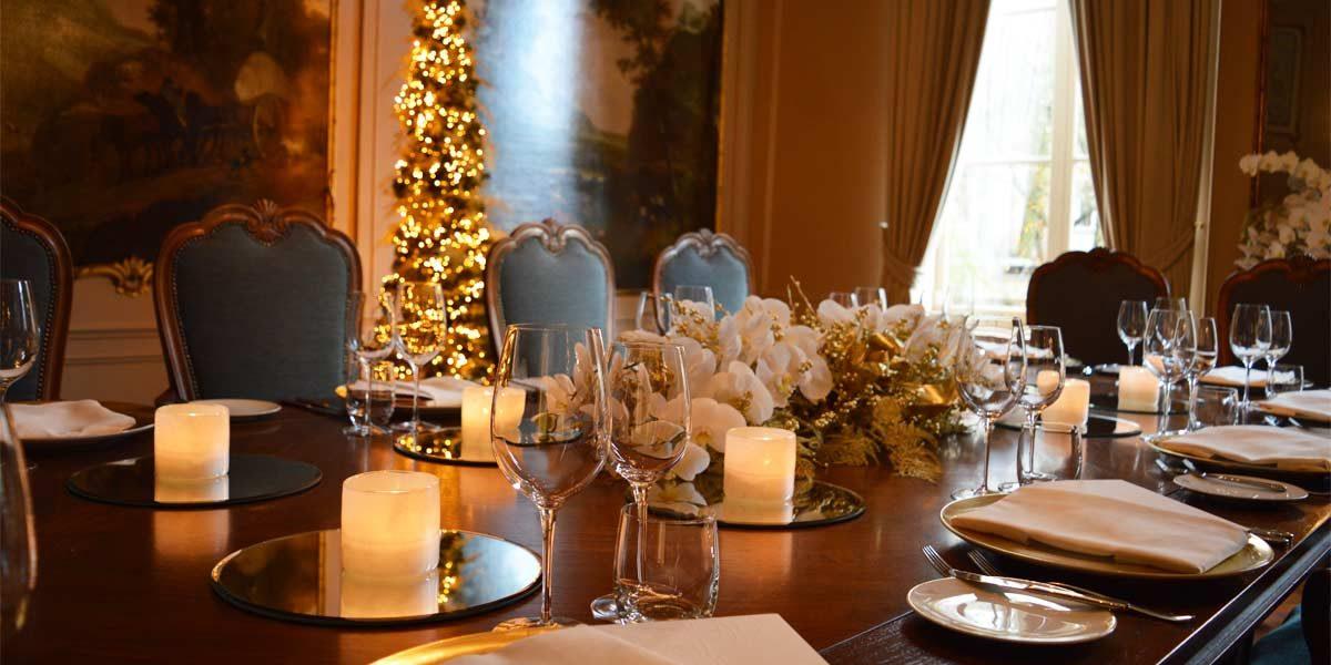 Waldorf Astoria Amsterdam, The Netherlands, Christmas Venue
