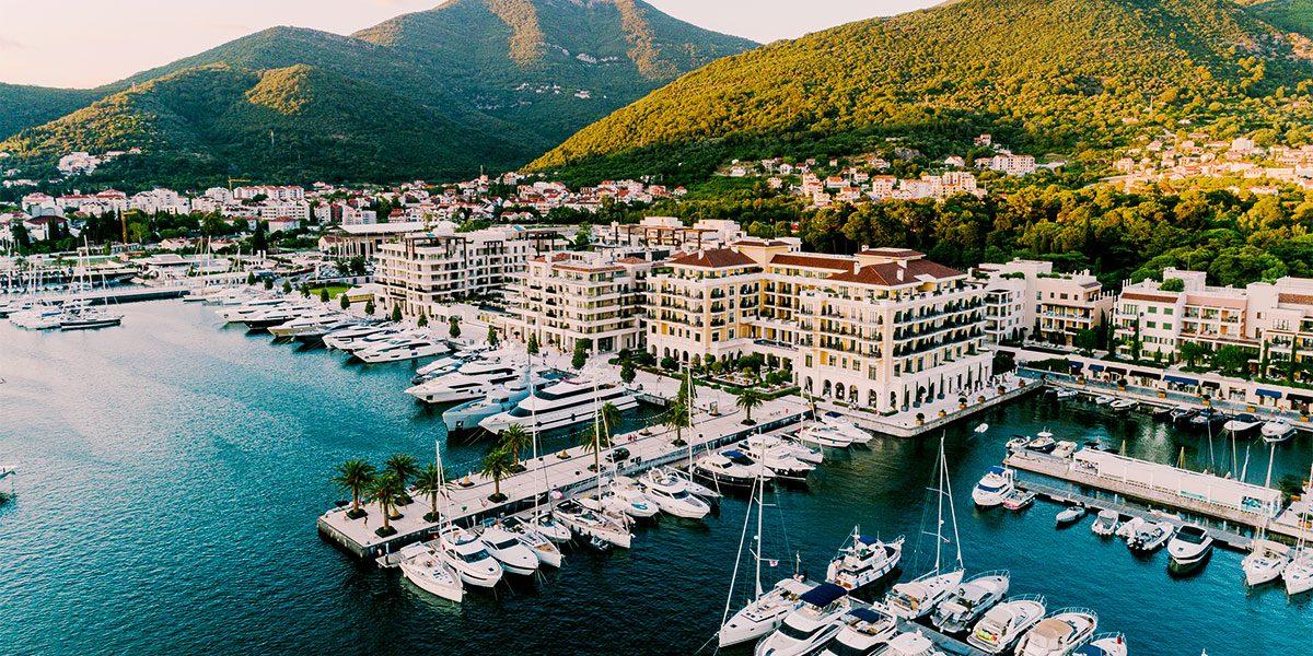 Waterfront Hotel, Regent Porto Montenegro, Prestigious Venues