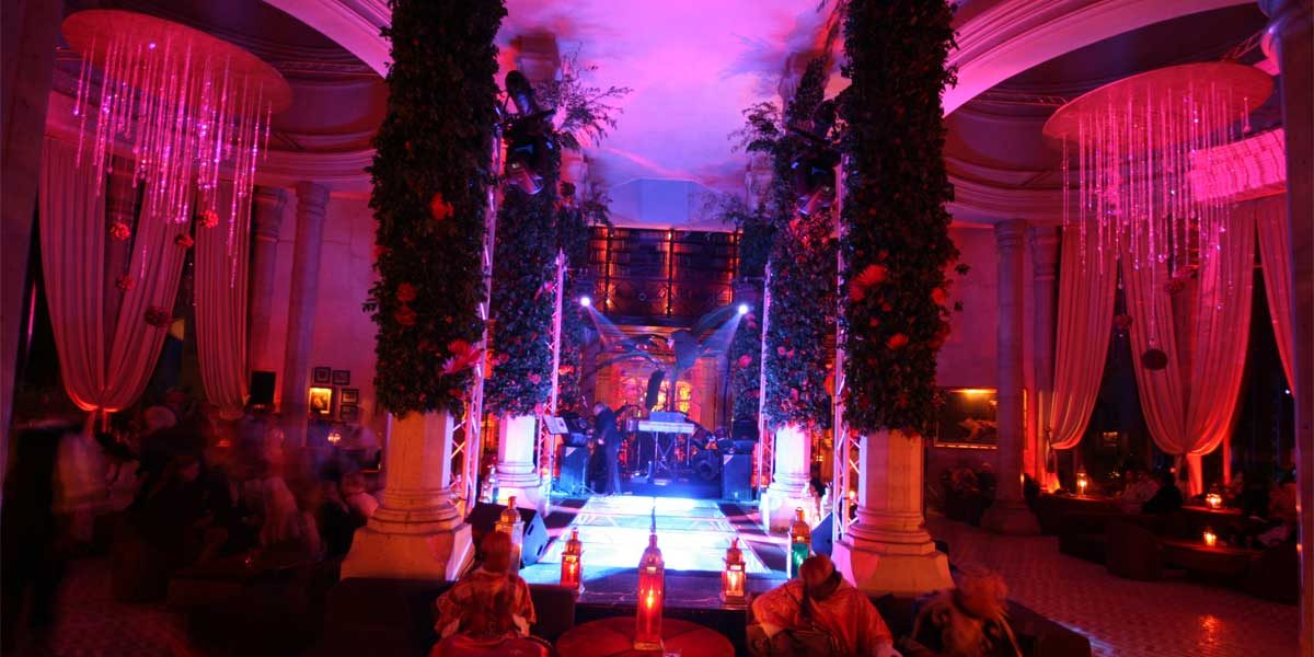 Wedding Venue in Marrakech, Palais Rhoul & Spa, Prestigious Venues