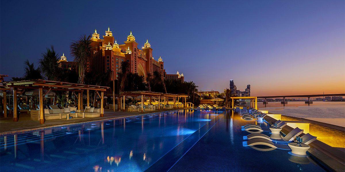 White Beach Restaurant, Atlantis The Palm, Prestigious Venues